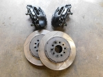 Stop Tech 4 Piston Brake Kit 332x32