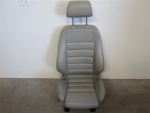 97-02 Audi S4 A4 OEM Right Passenger Side Leather Seat WHITE