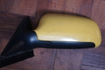 00-02 Audi S4 A4 Imola Yellow Side Mirror RIGHT